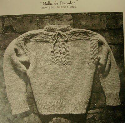 portuguese fisherman\'s sweater (malha de pescador) | quiet couture ...