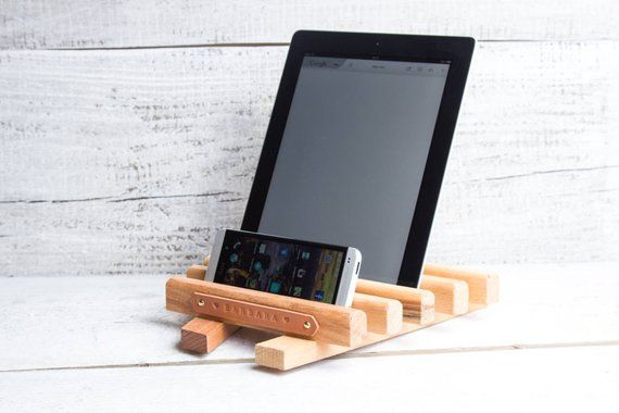 Cool Ipad Stand Wood Ipad Wood Stand Wood Tablet Stand Ipad Home Interior And Landscaping Palasignezvosmurscom