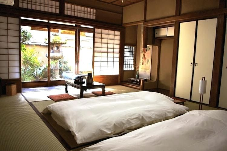 Remarkable Ideas Typical Japanese Bedroom Schlafzimmer