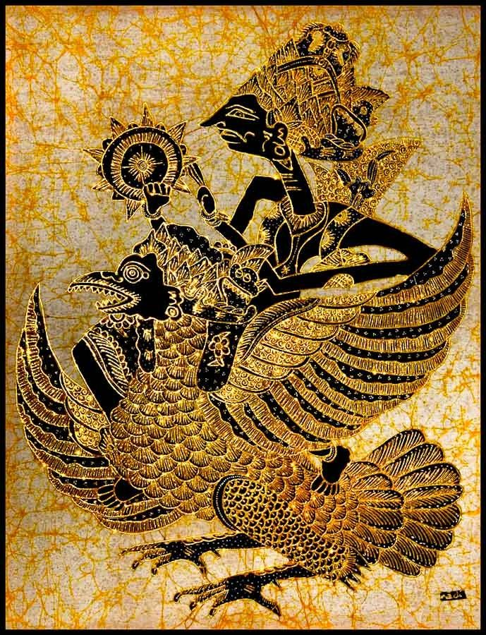 Pin by Isabel on Asia art in 2018  Pinterest  Batik art, Indonesian art and Art