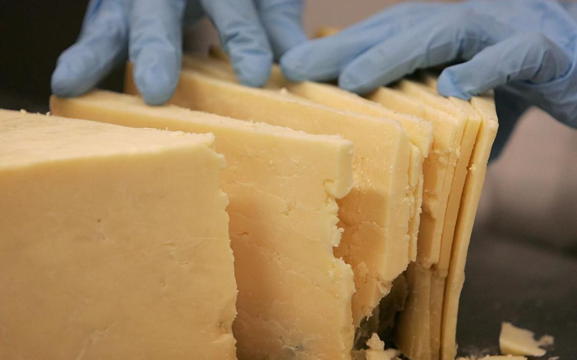 Cheese triggers the same part of the brain as hard drugs, say scientists.