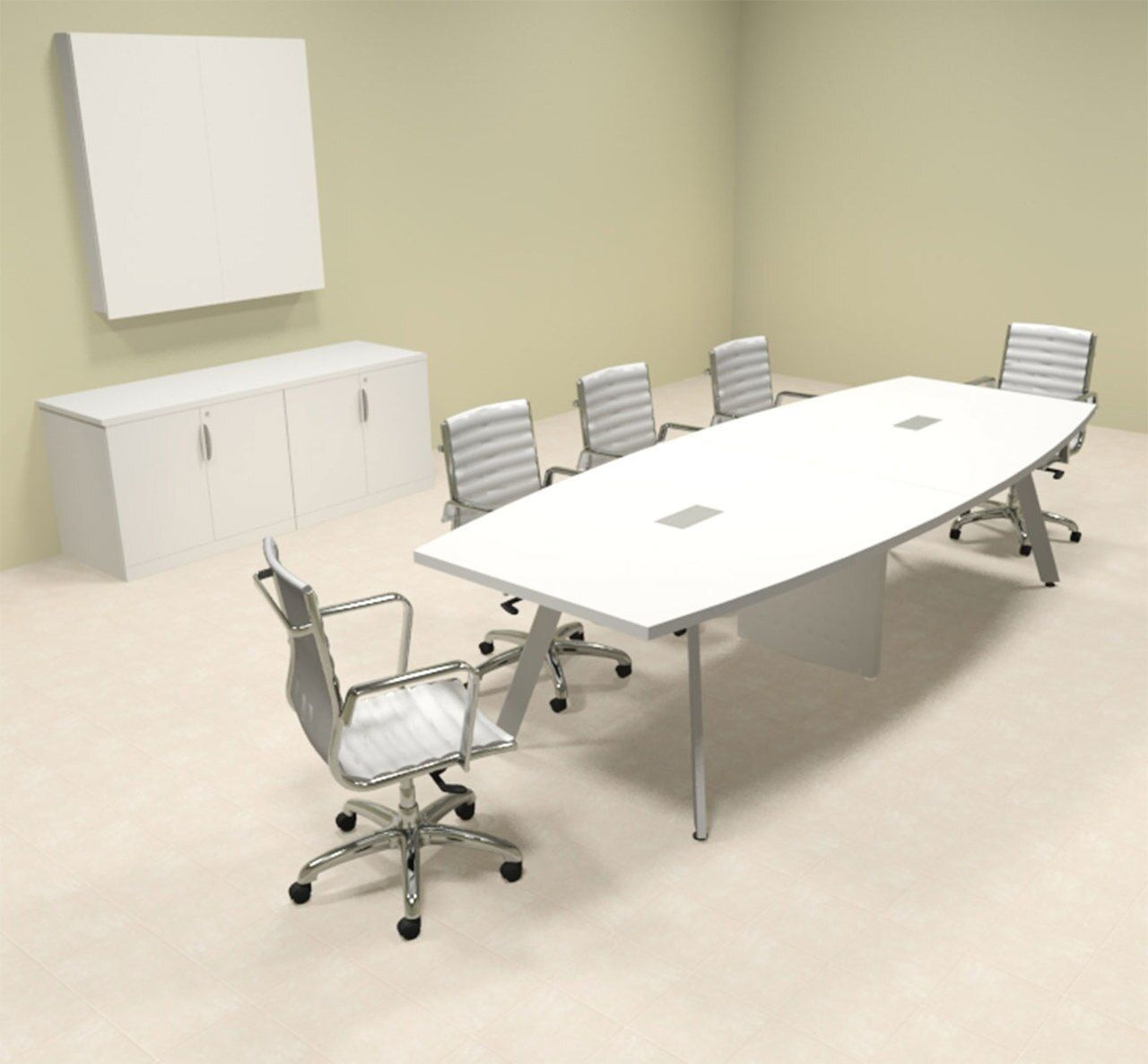 Modern Boat Shaped 10 Feet Conference Table Of Con Cv8 In 2020 Conference Table Table Modern Conference Table