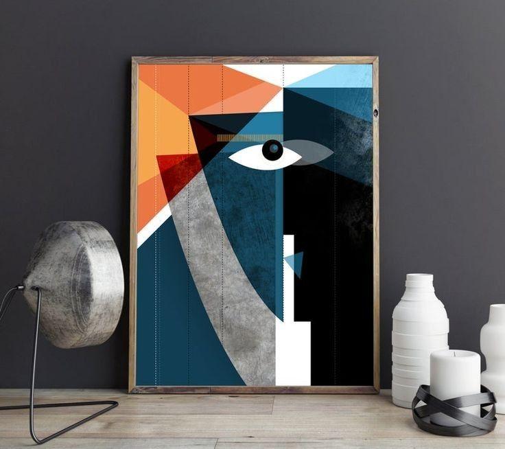 Pittura Murale Geometrica  semarang 2022