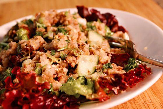 Buckwheat Salad Recipe by Heather Nicholds