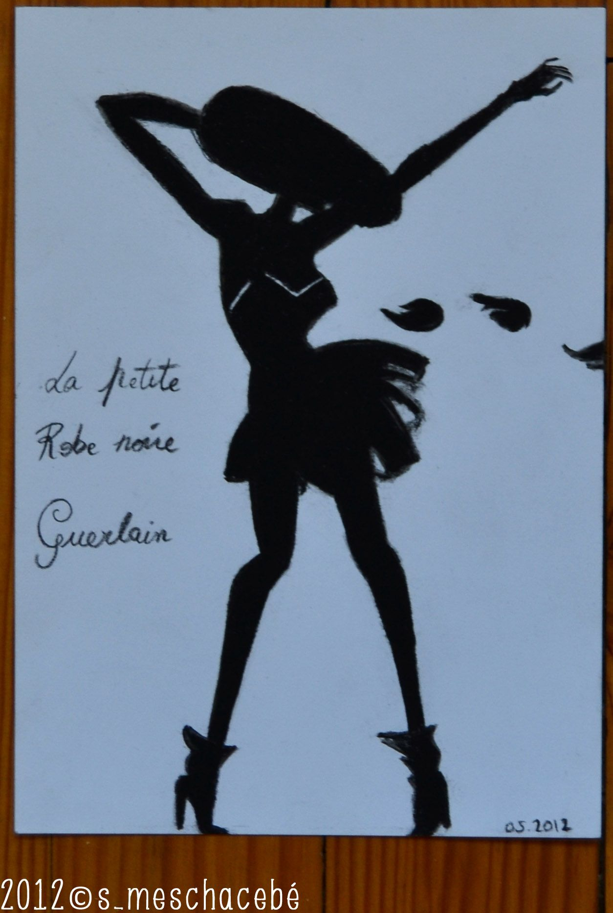 Guerlin Noire La Robe Code Petite xBeoQdCWrE