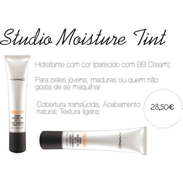 Studio Moisture tint by ana-garcia-martins, via Polyvore