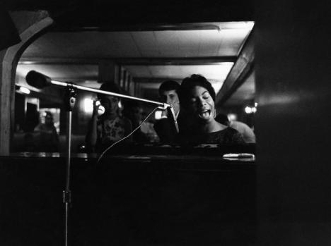 "sirdexrjones: "" Nina Simone in 1959 Photo courtesy of Ebony Magazine """
