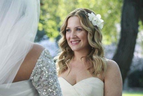 Arizona Robbins Wedding Dress