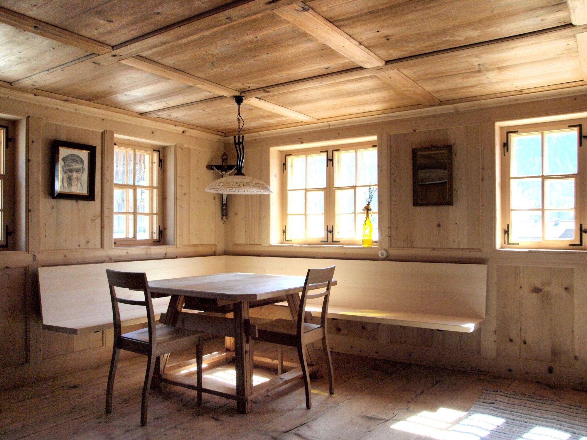 Broll Au Vorarlberger Holzbaukunst Kabinenausstattung Altes Haus Renovieren Bauernhaus Renovieren Innen