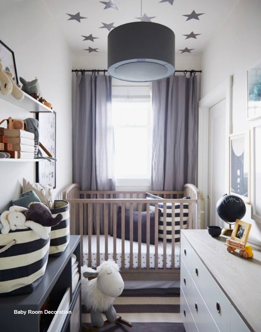 Adorably Functional And Budget Friendly Long Searched Nursery Decor Ideas Craftspost In 2020 Small Baby Room Small Space Nursery Small Nursery Design