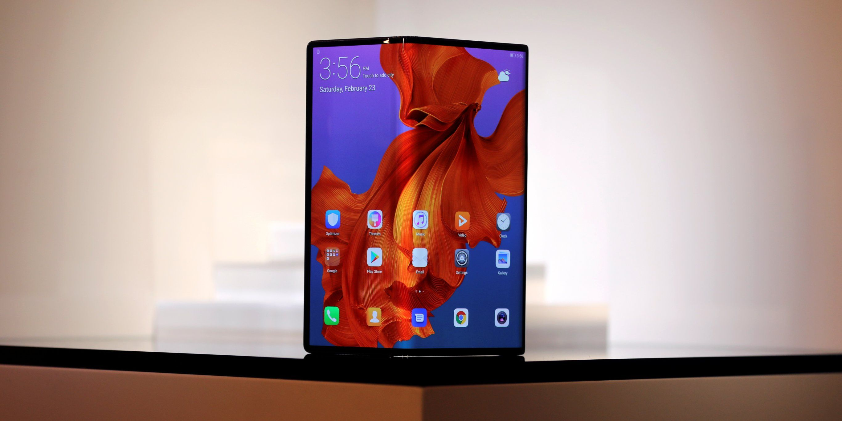 Huawei Mate X Foldable Phone Finally Looks Ready To Launch As Final Specs Published Huawei Huawei Mate Product Launch