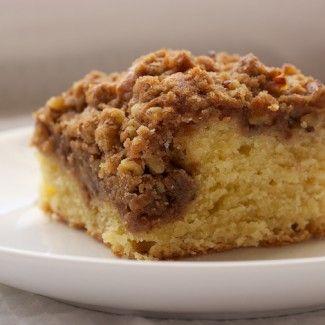 Cinnamon Cream Coffee Cake recipe