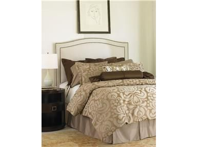 Shop For Vanguard Master Bedroom Sets, And Other Master Bedroom Sets At Outer  Banks Furniture In Nags Head, NC   Caroline Bed. Nail Trim: Optional Black  ...