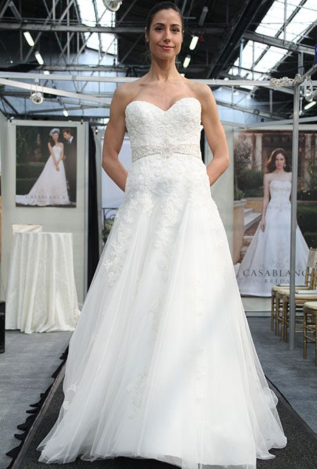 Casablanca - Spring 2012 | Wedding Dresses / Jewelry / shoes ...