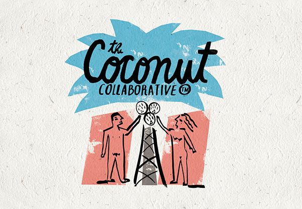 The Coconut Collaborative on Behance