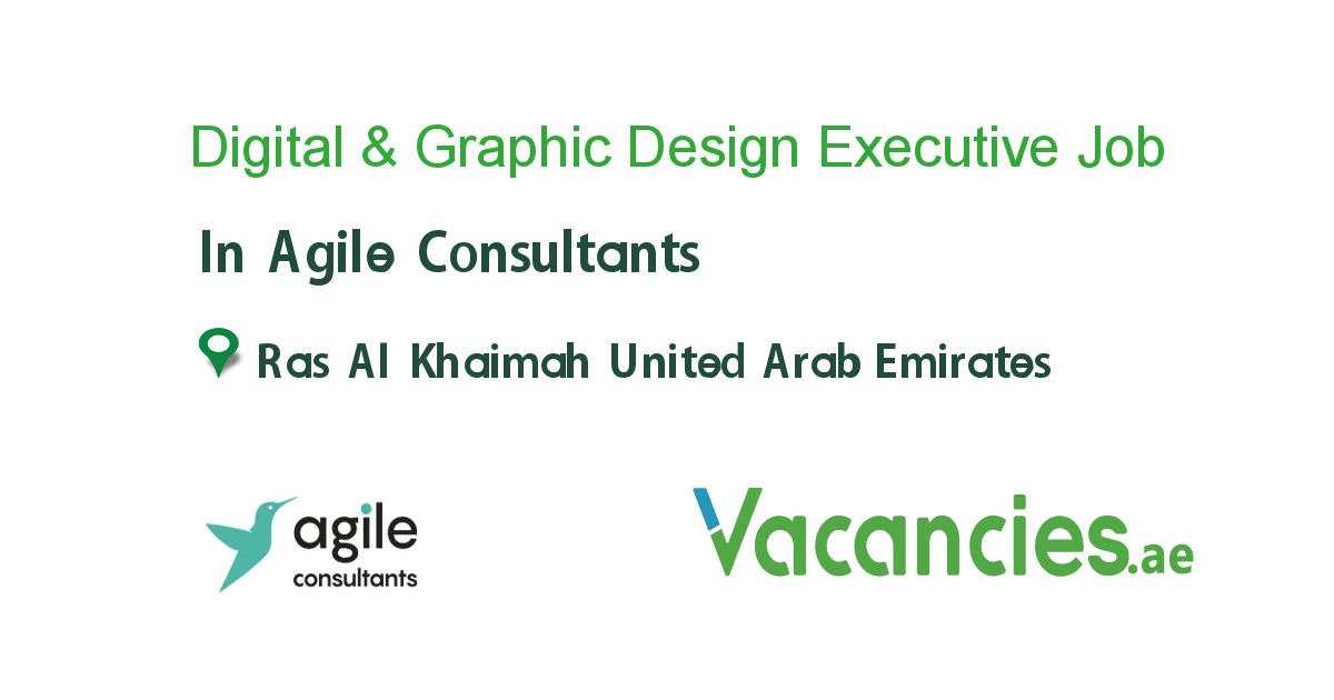 Digital & Graphic Design Executive Executive jobs, Job