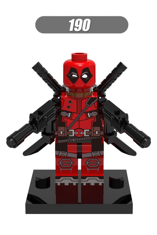 New /& Sealed Fantastic Invisible Woman Marvel Universe Lego Dyi  Minifigure