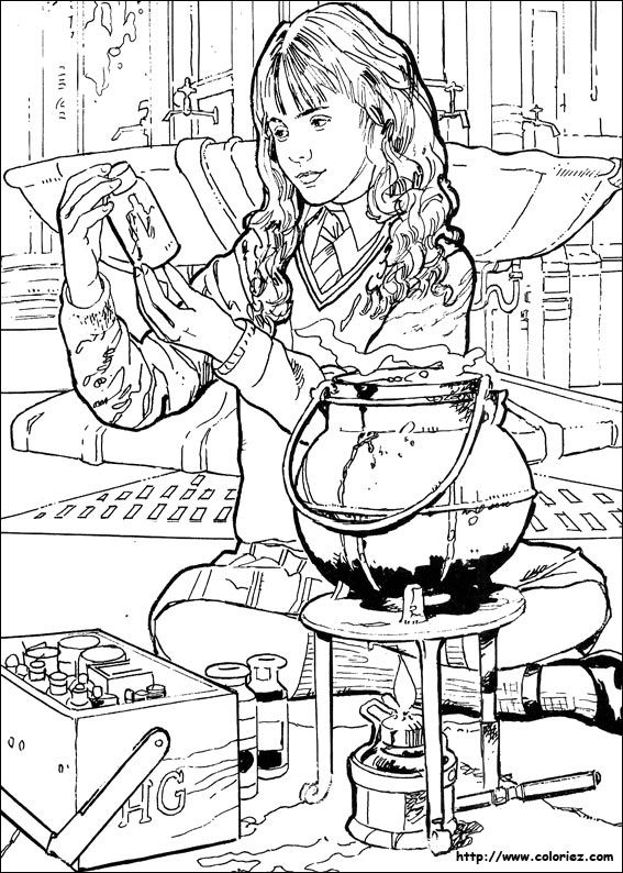 pin by nathalie monio on coloriage harry potter pinterest