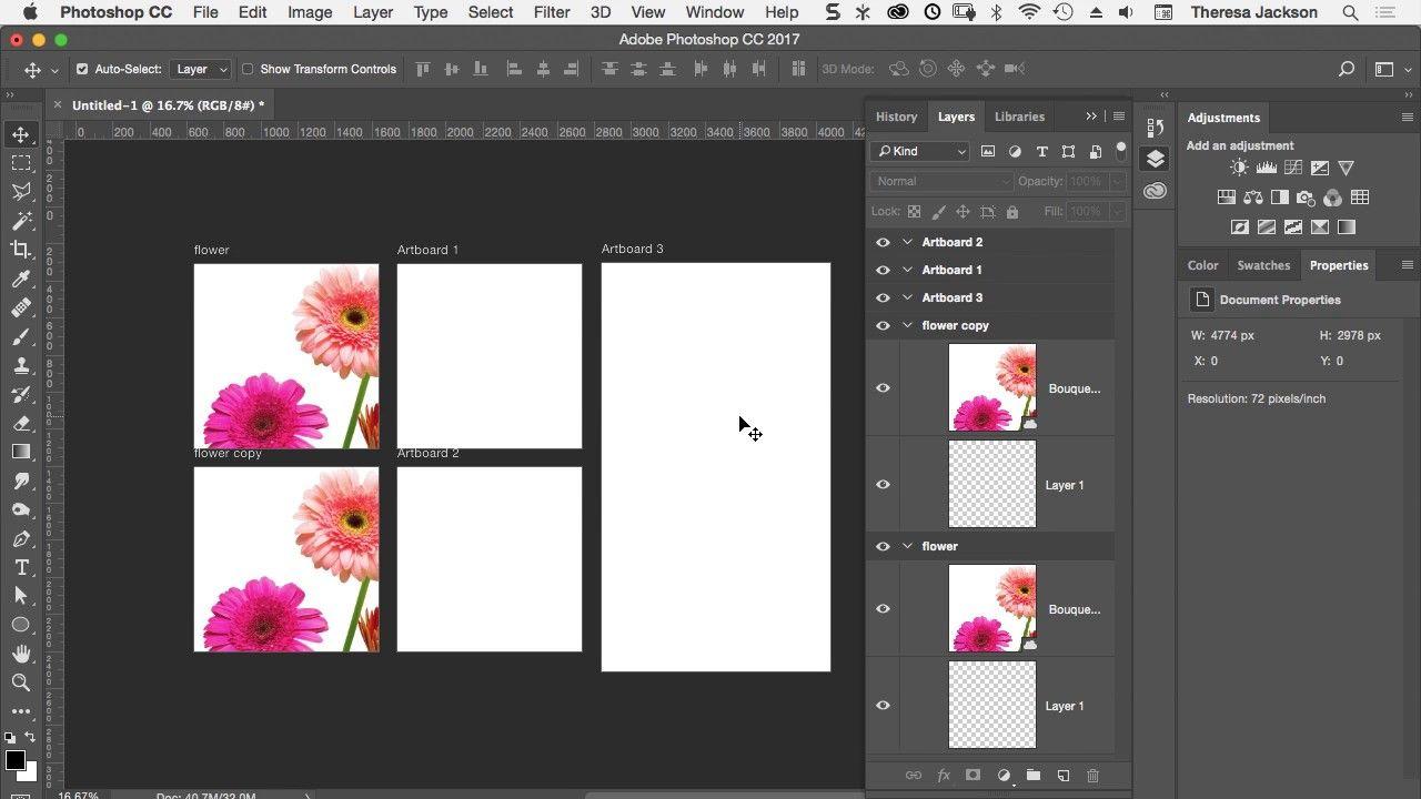 Image Rotation Adobe CC 2019