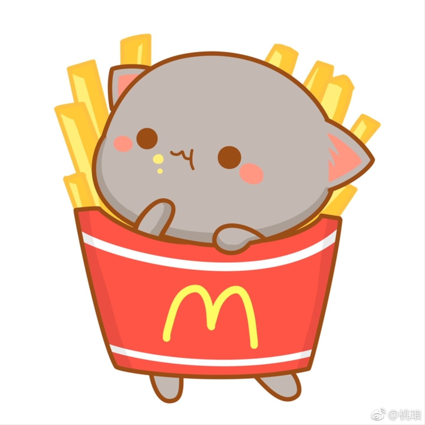 Save Follow Me Băng Cute Cat Illustration Cute Kawaii Animals Cute Cat Gif