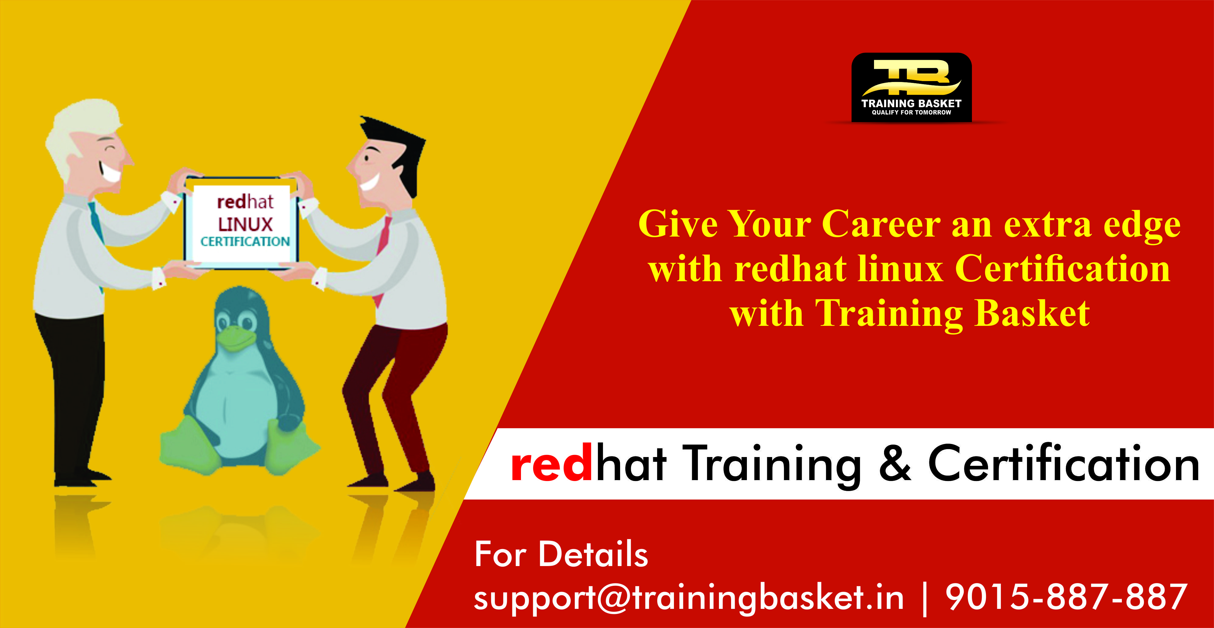 Training Basket Offers Red Hat Certification Course With Live