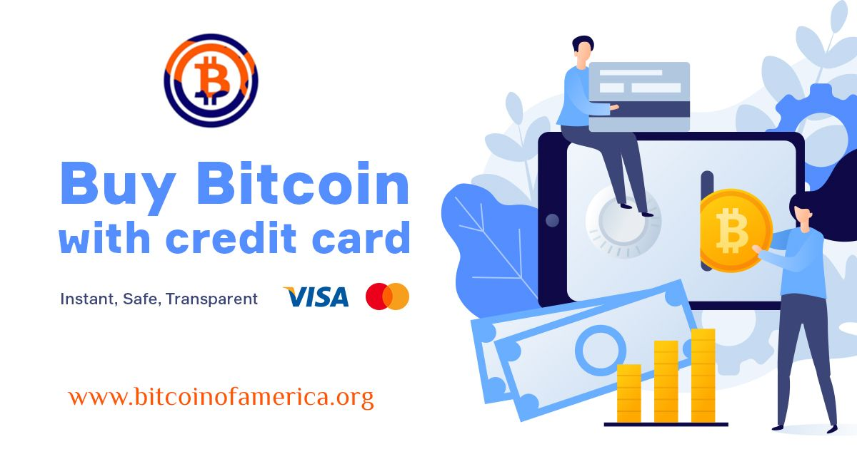 How To Buy Bitcoin With Credit Card In 2021 Buy Bitcoin Bitcoin Credit Card