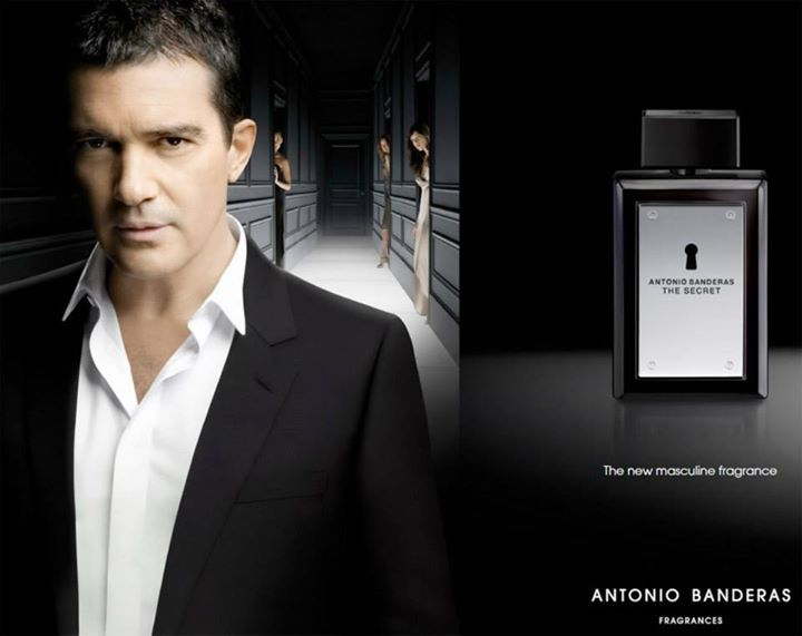 Antonio Banderas The Secret Fragrance