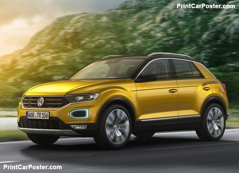 Volkswagen T Roc 2018 Poster Id 1320186 In 2020 Volkswagen Volkswagen Touareg Renault Captur