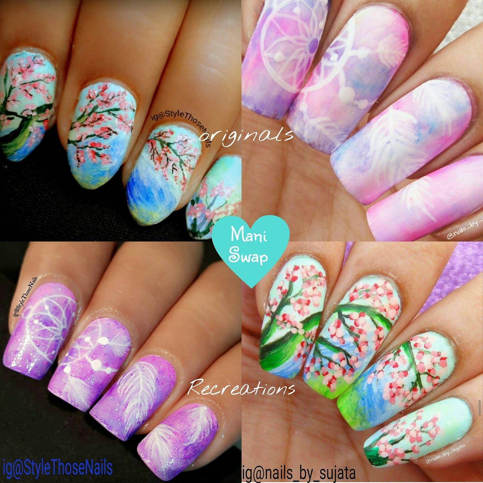 http://stylethosenails.blogspot.com/2015/11/dream-catcher-nails-on ...