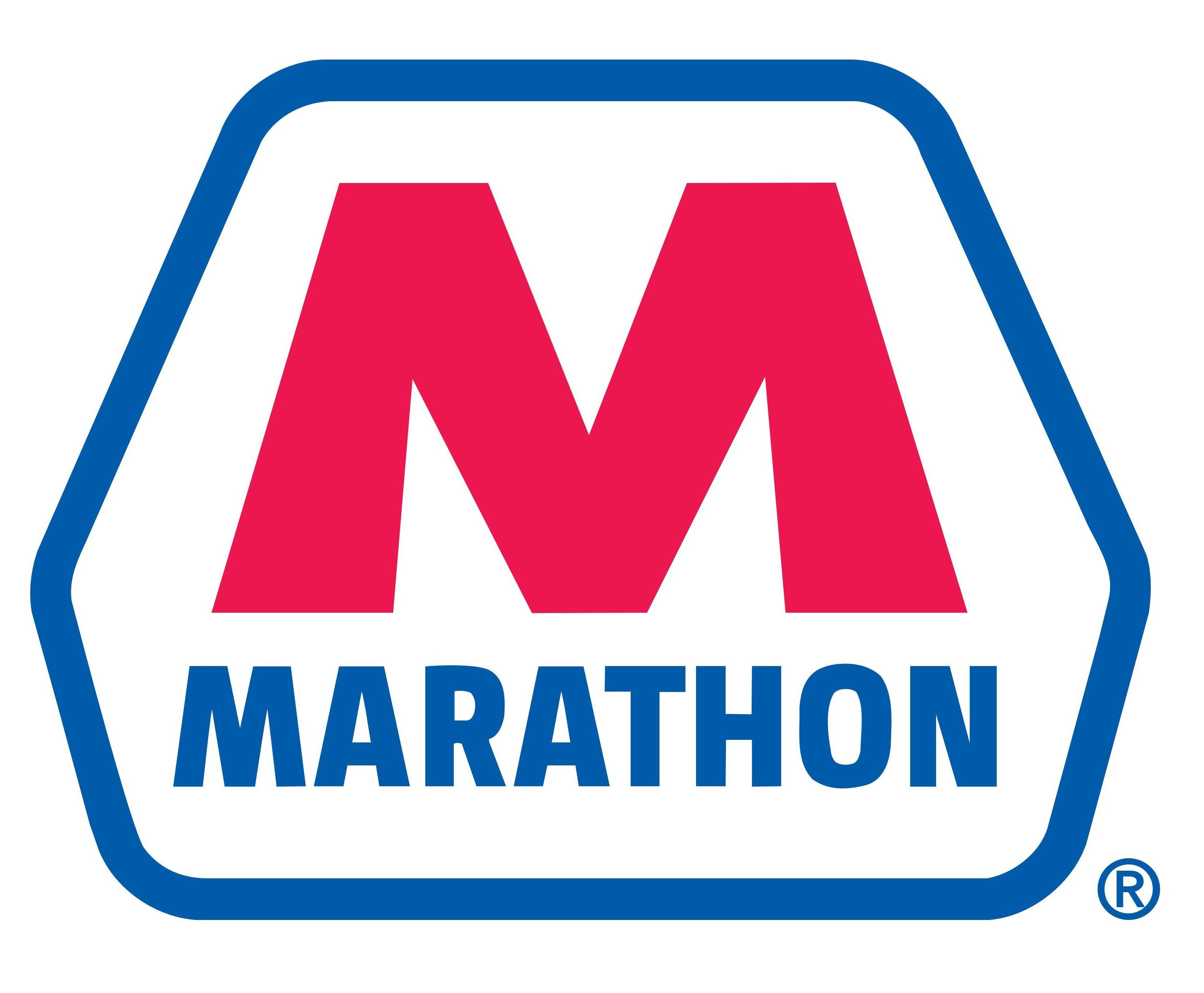 marathon oil logo LogoMania