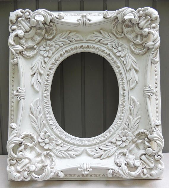 Reserved 8x10 Picture Frame Ornate Picture Frame Wall Picture