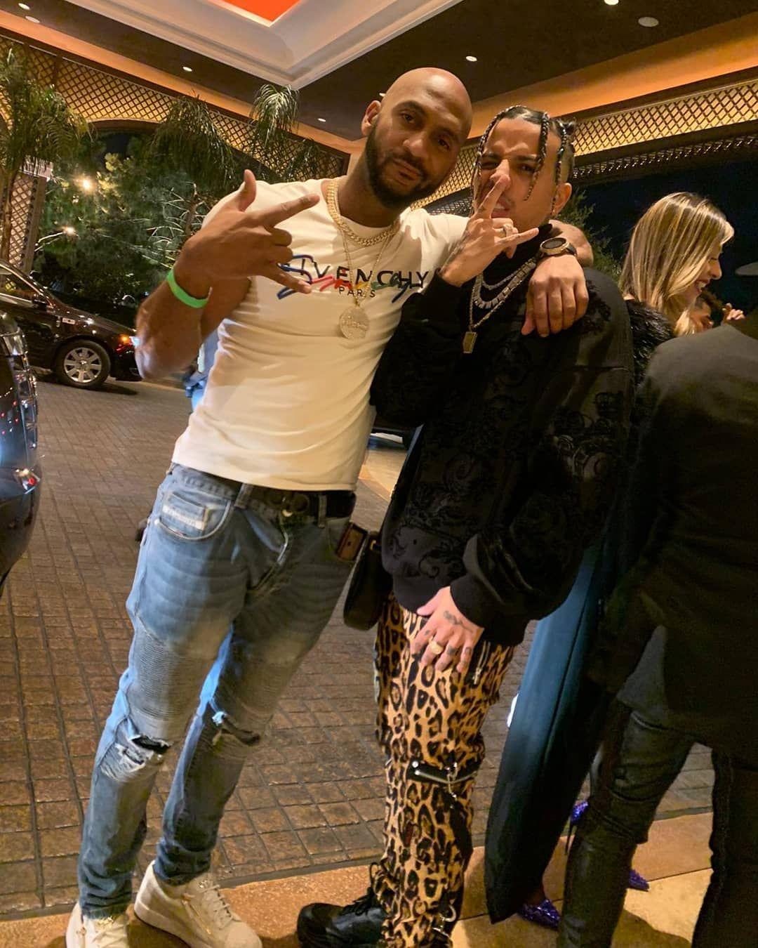 one of those Vegas Nights dimelo @rauwalejandro #