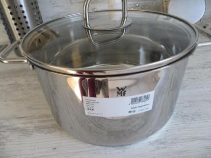 WMF Fleischtopf mit Gasdeckel 24 cm NEU in Nordrhein-Westfalen - ebay kleinanzeigen küche