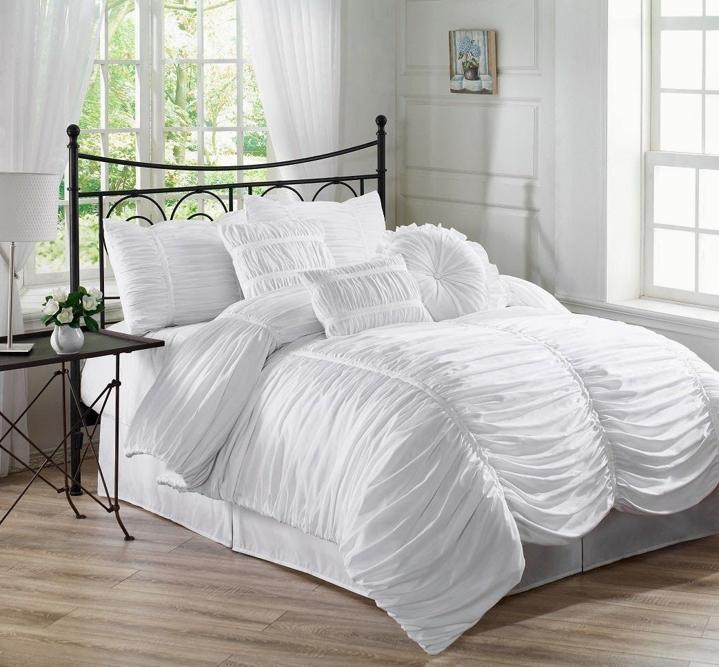 Bedding Sets That Won T Break The Budget Comforter Sets White