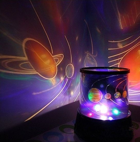 Details About New Kids Baby Glow In The Dark Univers Night Light