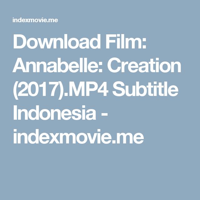 SCARICA FILM ANNABELLE 2