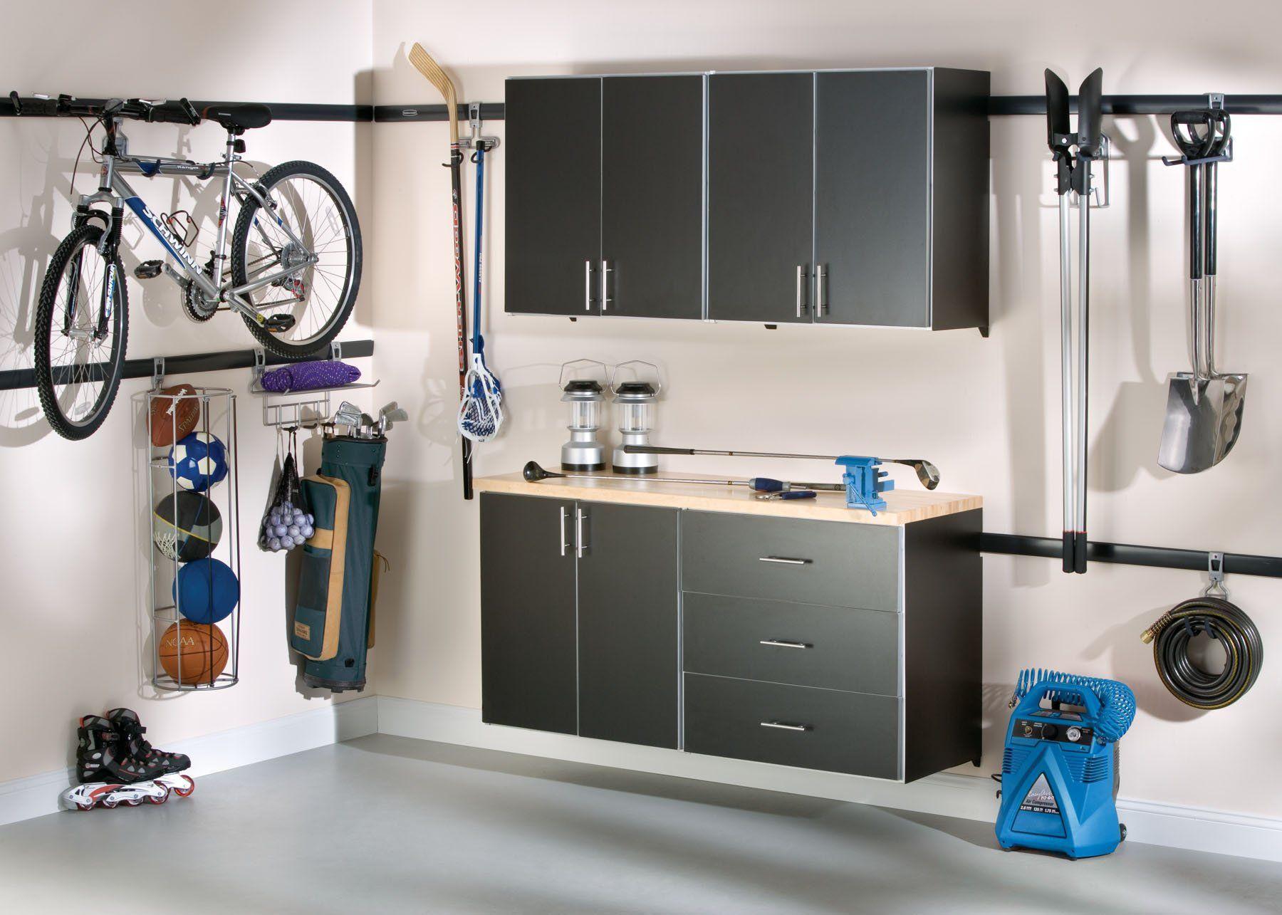 rubbermaid fasttrack storage system