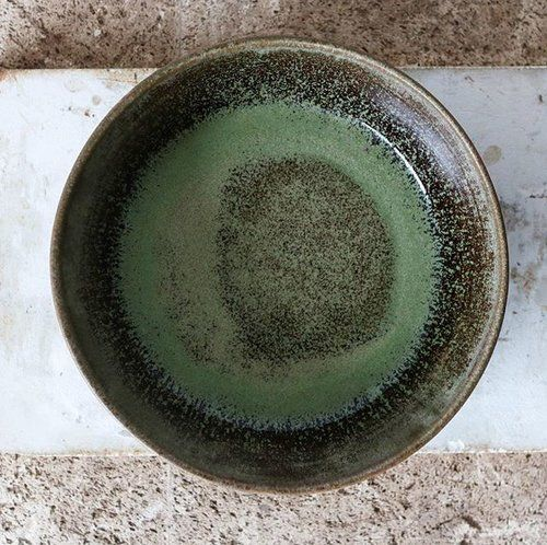 We Just Opened The Kiln To A Couple Of Extra Special Mariners Serving Bowls The Glaze Has Done Something Rather Wonderful We Reali Pottery Serving Bowls Tableware