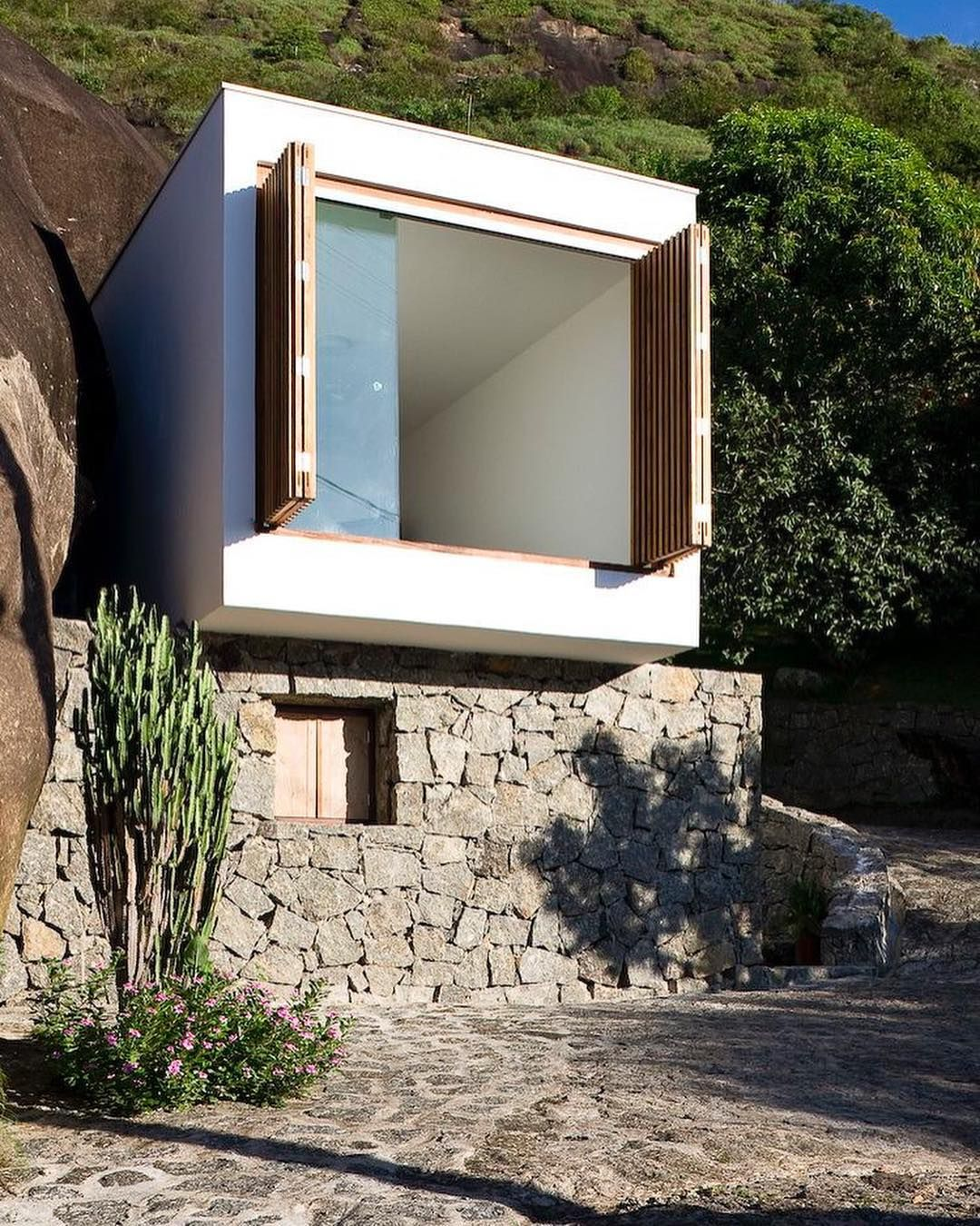 """Compact Living on Instagram: """"Box House (36.0 m2), # ..."""
