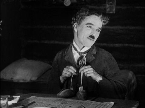 Image result for charlie chaplin's film the gold rush premiered in hollywood