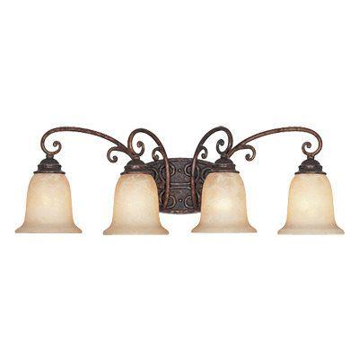 Claverack 4-Light Vanity Light