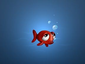 Funny 3d Animals Wallpapers 02 Your Fun Pics Fish Wallpaper Cartoon Wallpaper Free Animated Wallpaper
