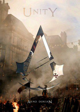 Assassins Creed Unity Arno Dorian French Revolution France Paris