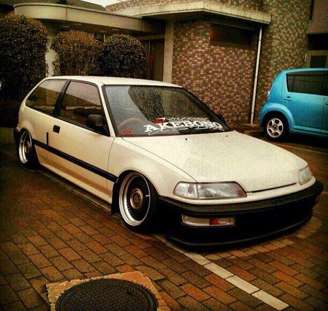 Ef Civic Sedan: Honda Civic Hatch, Honda, Civic Ef