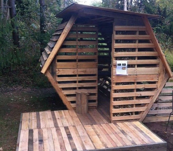 not everyone can afford to buy a house 20 diy pallet shelter
