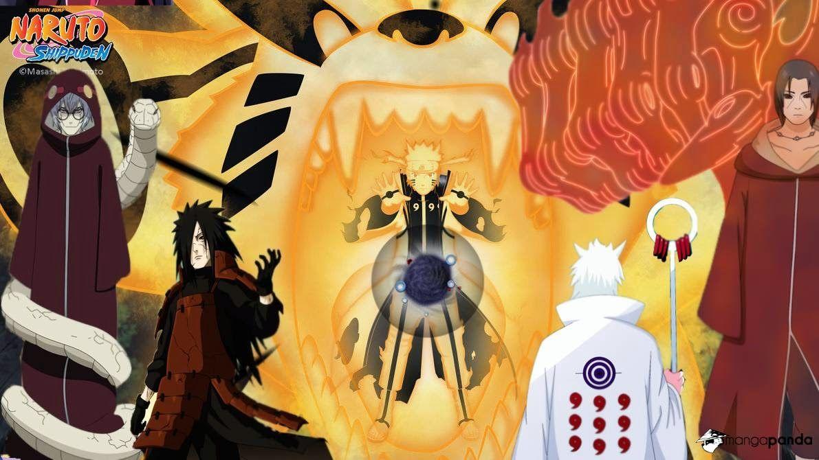 Komik Naruto Manga 685 Hal 2 Baca Komik Manga Bahasa