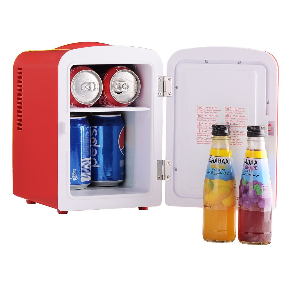 Smad DC 12V Theremoelectric Car Fridge Compact