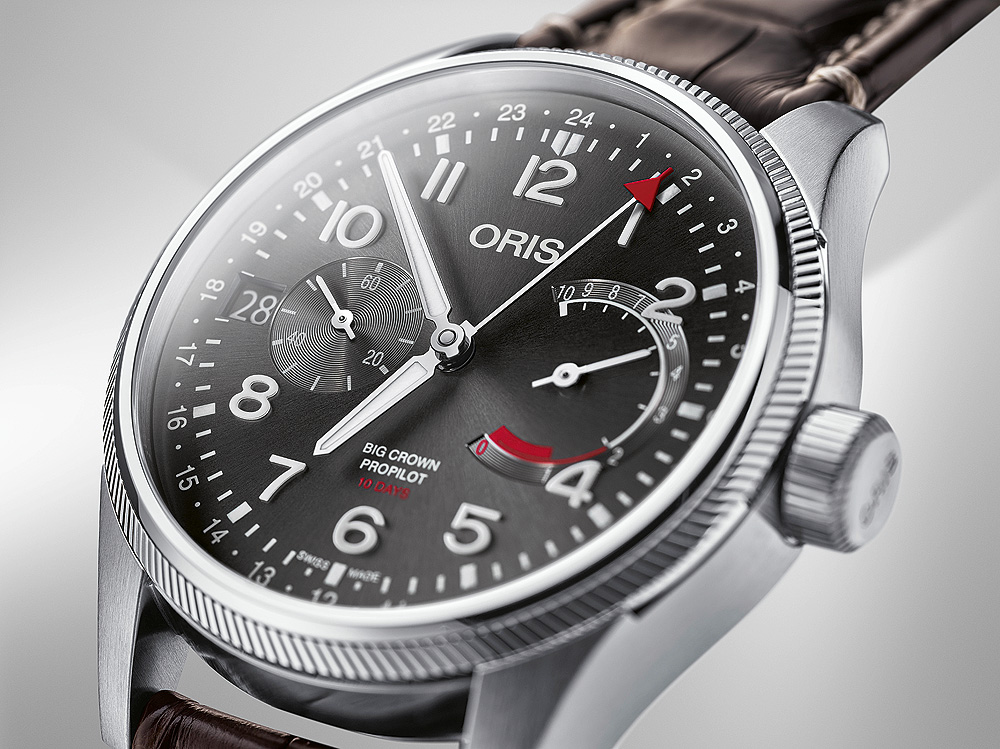 Around The World In 10 Days Reviewing The Oris Big Crown Propilot Calibre 114 Watches For Men Watches Watch Brands