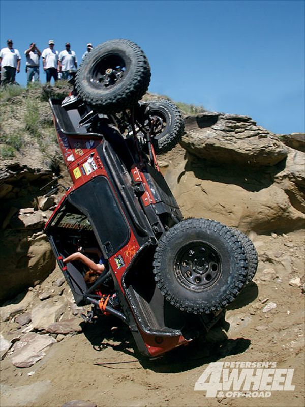 Off Road Accidents Trucks Rollover Accidents Preparation 4 Wheel Off Road Magazine 4x4 Trucks Extreme 4x4 Jeep Trails