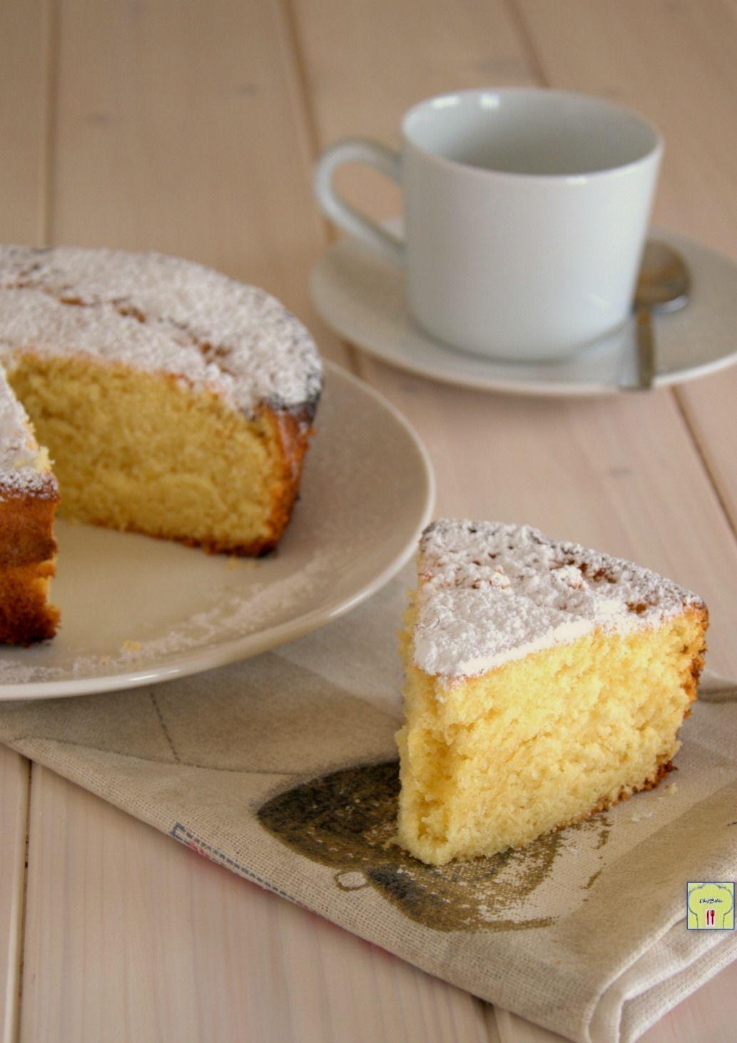 Torta Velocissima Alla Panna Da Preparare In Due Minuti Ricette Dolci Dolci Ricette Con Panna Da Cucina